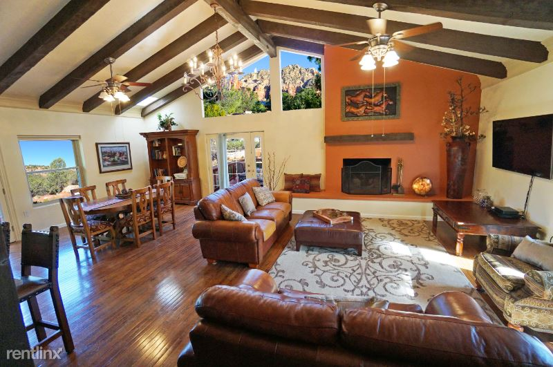 225 Quail Hollow Dr, Sedona, AZ - $3,800 USD/ month