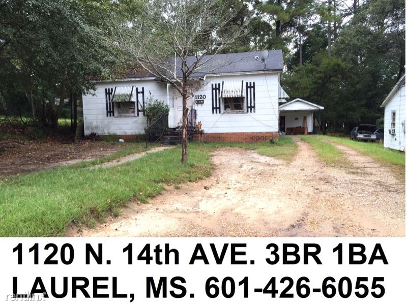 1120 N 14th Ave WeBuyHousesSwift.com, Laurel, MS - $895 USD/ month