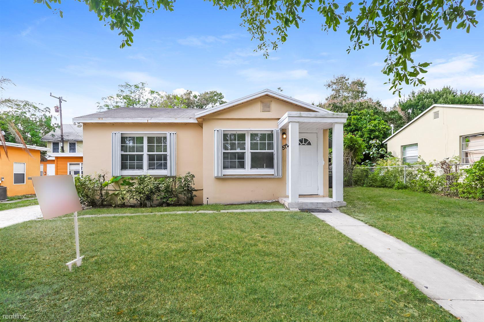 512 47th Street, West Palm Beach, FL - $0 USD/ month