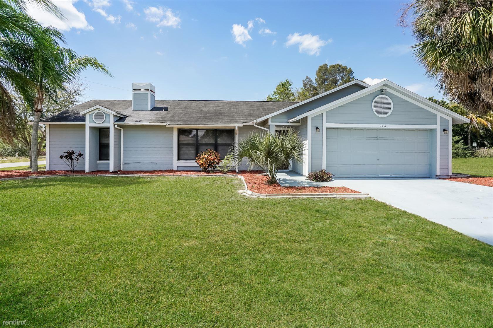244 SW 22nd Pl, Cape Coral, FL - $1,599 USD/ month