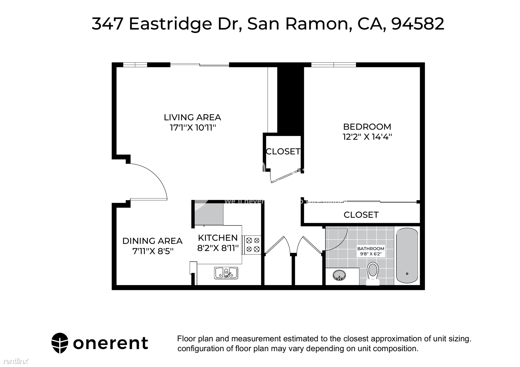 347 Eastridge Drive, San Ramon, CA - $0 USD/ month