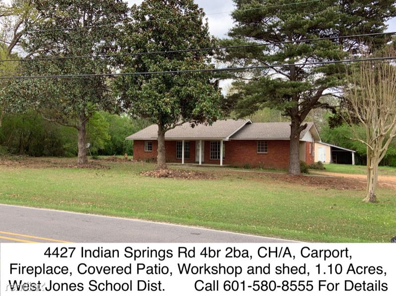 4427 Indian Springs Rd - 1495USD / month