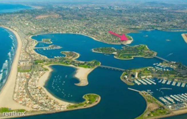 4020 Sequoia St, Pacific Beach San Diego, CA - $6,782 USD/ month