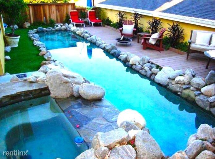 416 Virginia St Beach Pool / Hot Tub Suite, El Segundo, CA - $2,882 USD/ month