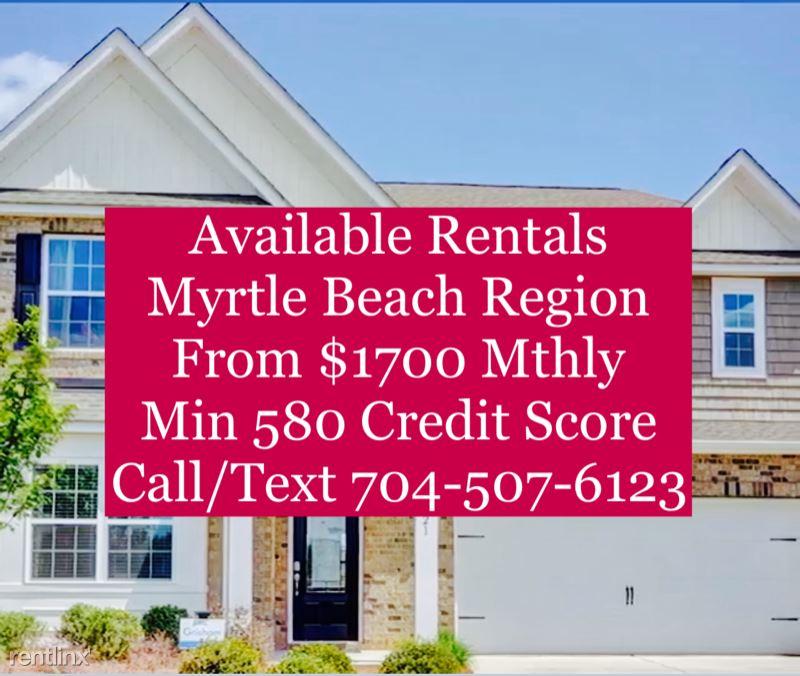 1325 Celebrity Cir, Myrtle Beach, SC - $1,700 USD/ month