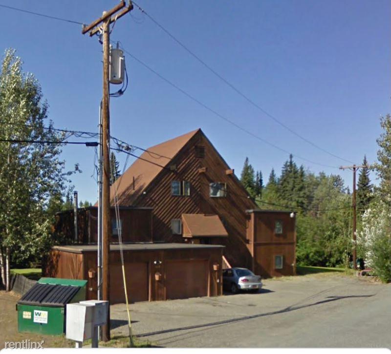 709 O'Connor Road, Fairbanks, AK - $1,075 USD/ month
