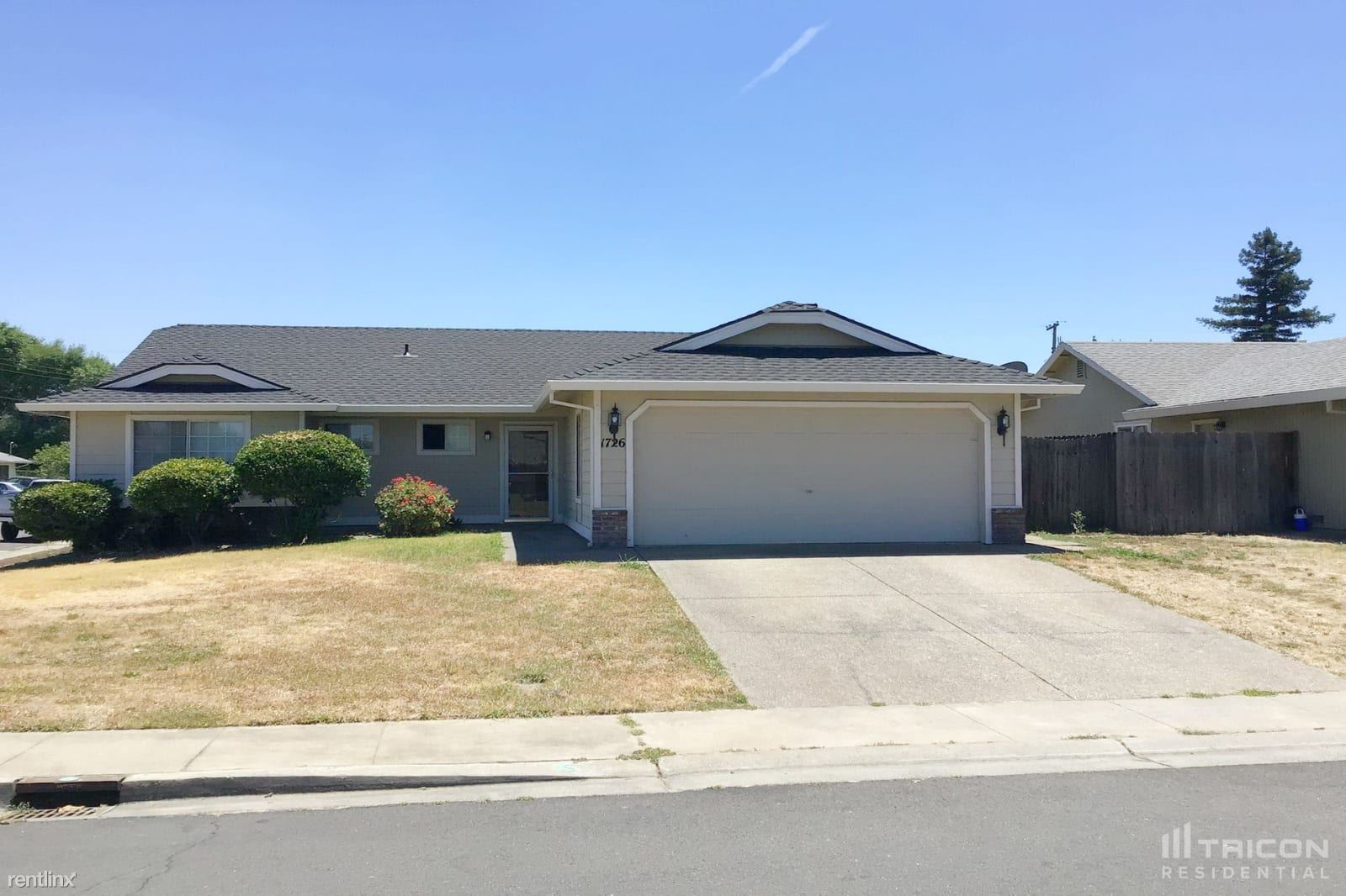 1726 Valley Meadows Drive, Olivehurst, CA - $1,703 USD/ month