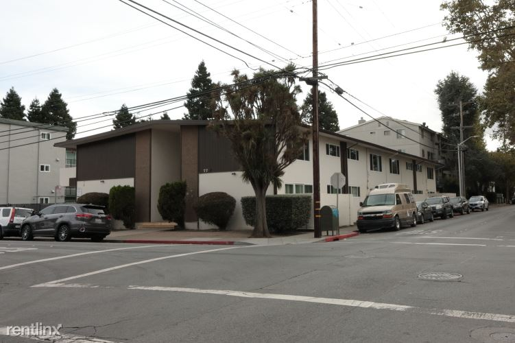 77 N Ellsworth Avenue 3, San Mateo, CA - $2,185 USD/ month