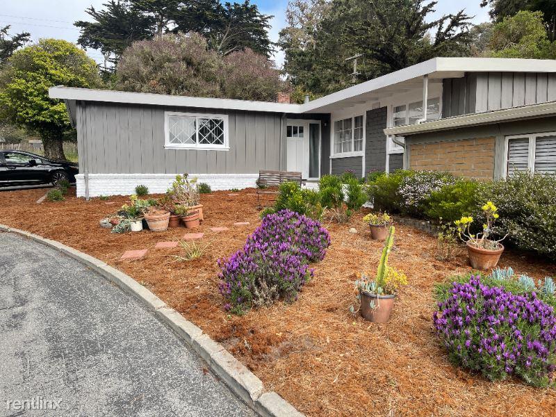 Grove Acre Avenue, Pacific Grove, CA - $4,350 USD/ month