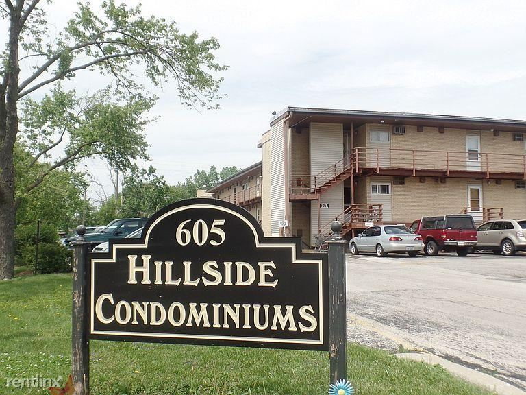 605 N Wolf Rd., A7, Hillside, IL - $1,000 USD/ month
