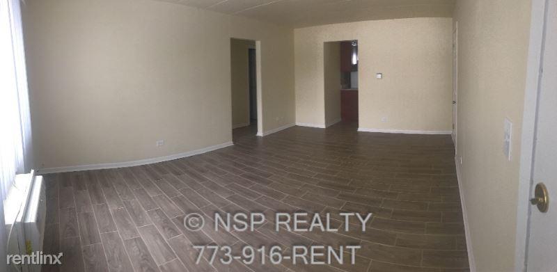 1412 Carol 3B, Park Ridge, IL - $1,400 USD/ month