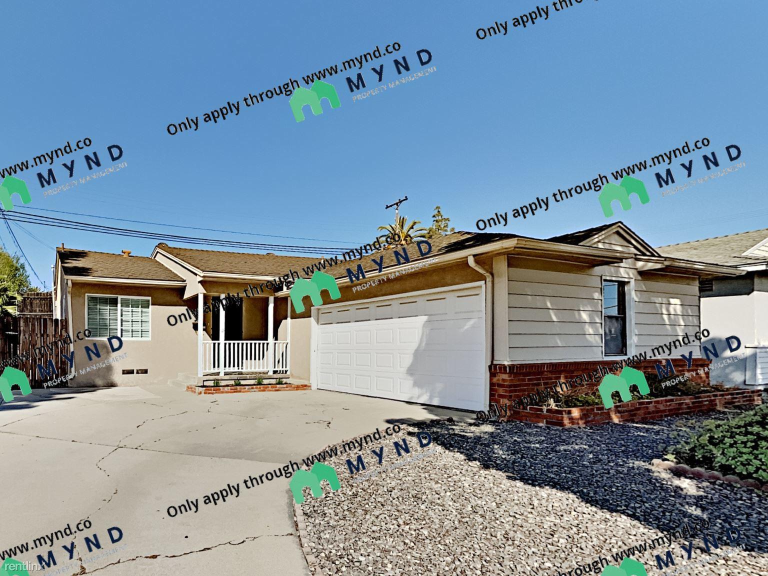 5572 Waring Rd, San Diego, CA - $2,695 USD/ month