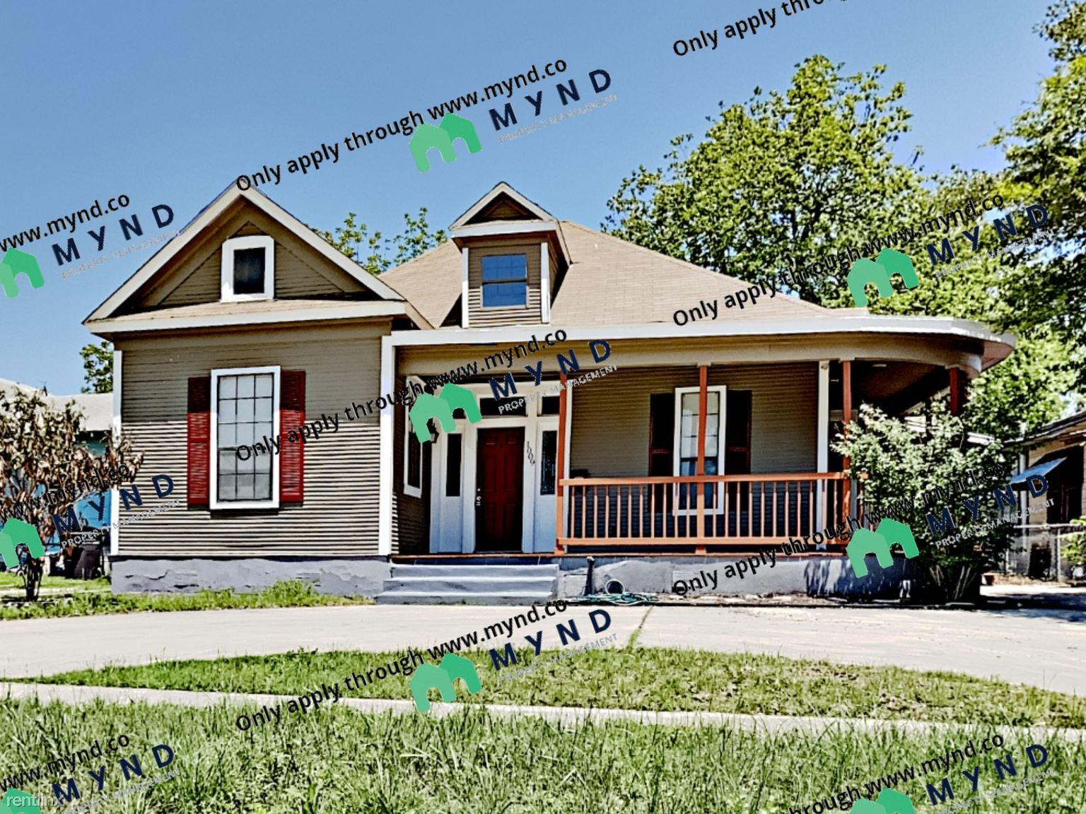 1009 E Drexel Ave, San Antonio, TX - $1,400 USD/ month