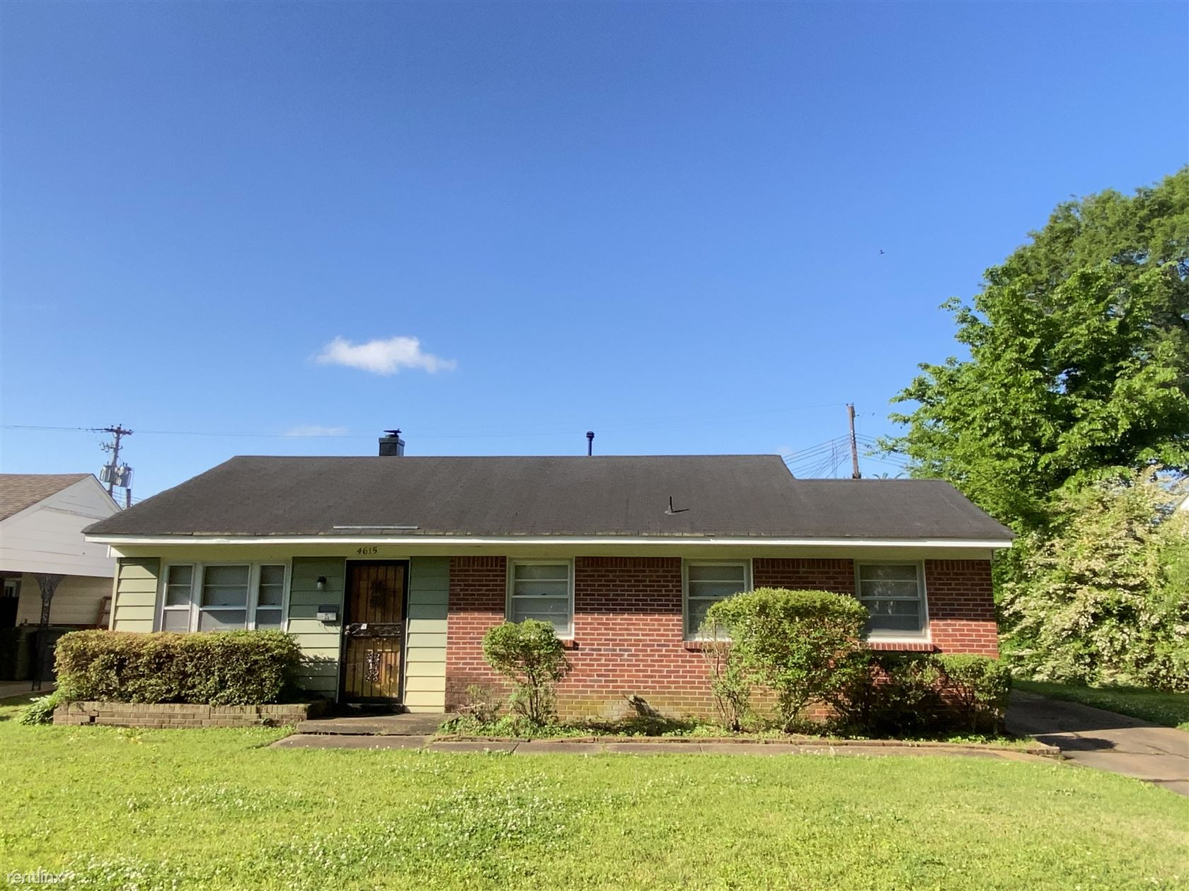 4615 Verne Rd, Memphis, TN - $1,350 USD/ month