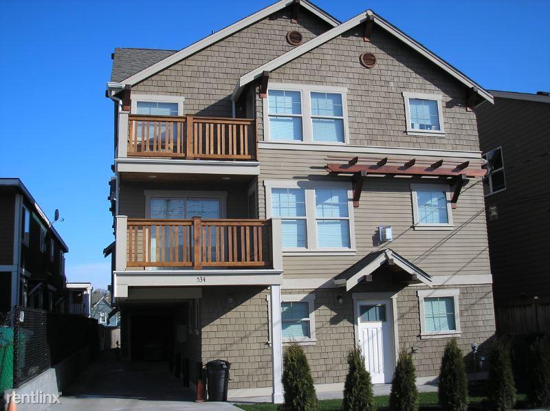 534 24th Ave S, Seattle WA, Seattle, WA - $3,950 USD/ month