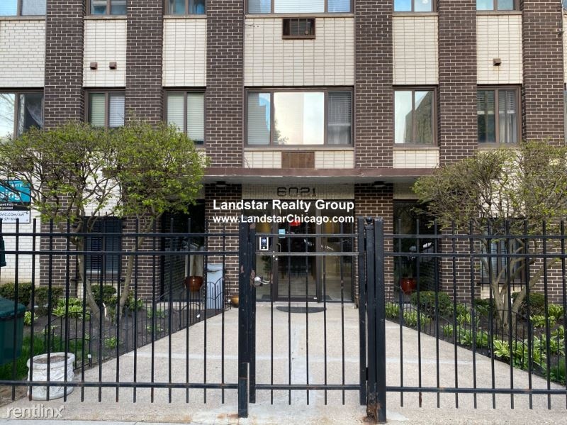 6021 N Winthrop Ave, Chicago IL, Chicago, IL - $1,400 USD/ month