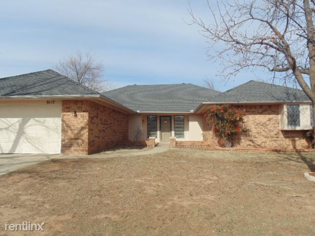 8117 NW 81st St, Oklahoma City, OK - $1,629 USD/ month