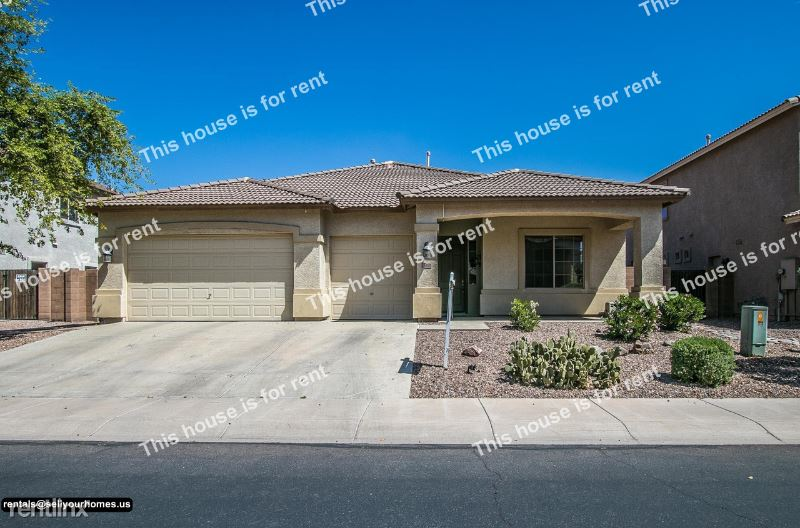 7019 S 58th Ave, Phoenix AZ - 2400USD / month