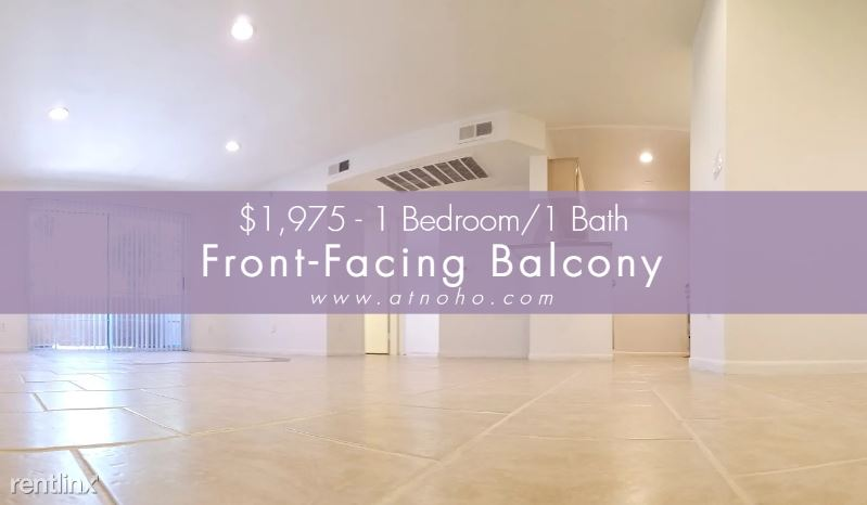 11020 Hesby Street 1, North Hollywood, CA - $1,975 USD/ month