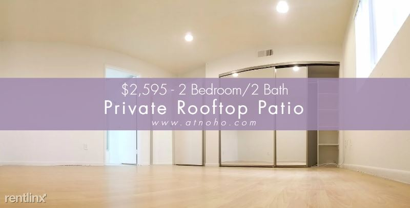 11020 Hesby Street 2, North Hollywood, CA - $2,595 USD/ month