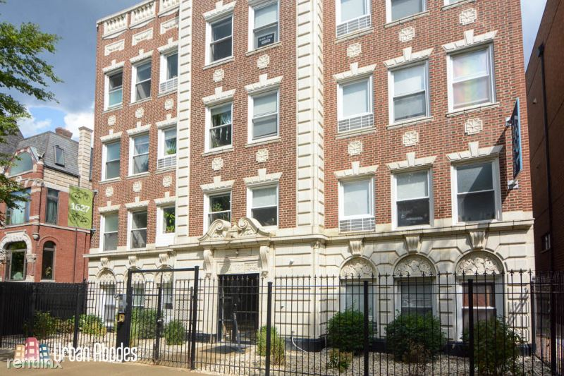 1627 N Humboldt Blvd 5, Chicago, IL - $975 USD/ month