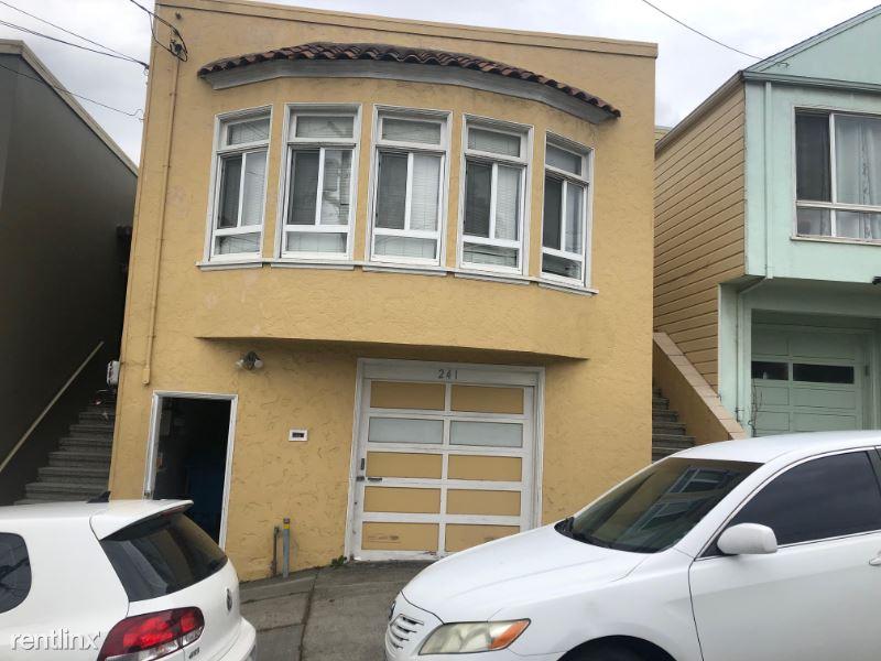 241 Tingley Street, San Francisco, CA - $3,500 USD/ month