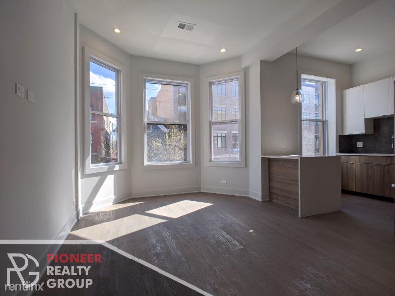 2120 W Belmont 2F, Chicago, IL - $3,000 USD/ month