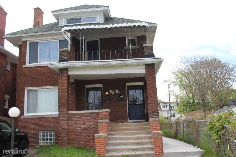 2227 W Euclid St, Detroit MI, Detroit, MI - $1,300 USD/ month