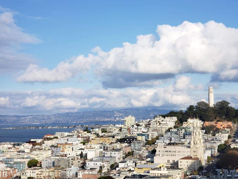 Union St, San Francisco CA, San Francisco, CA - $2,100 USD/ month