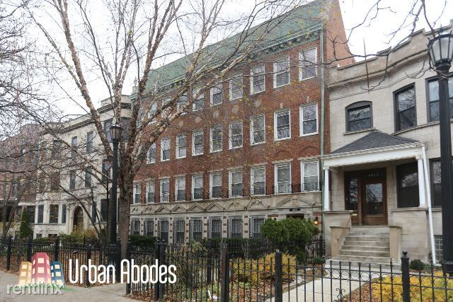 4615 N Malden St 2, Chicago, IL - $820 USD/ month