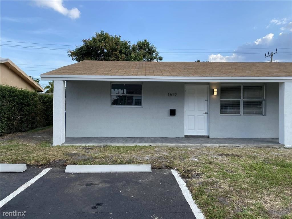 1612 NE 62nd St, Fort Lauderdale, FL - $2,100 USD/ month