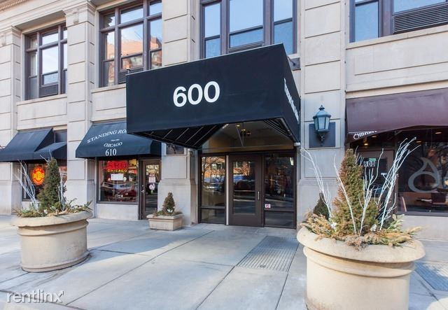 600 S Dearborn St 905, Chicago, IL - $1,900 USD/ month