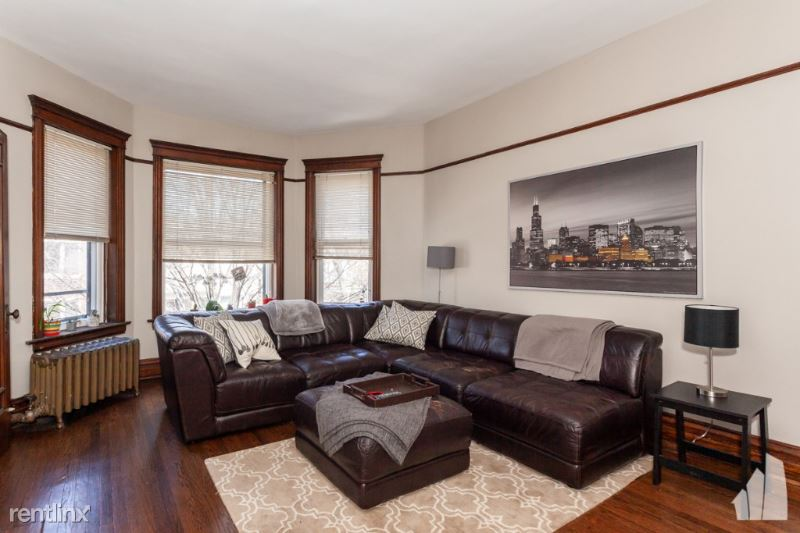 1043 W Dakin St 2, Chicago, IL - $2,800 USD/ month