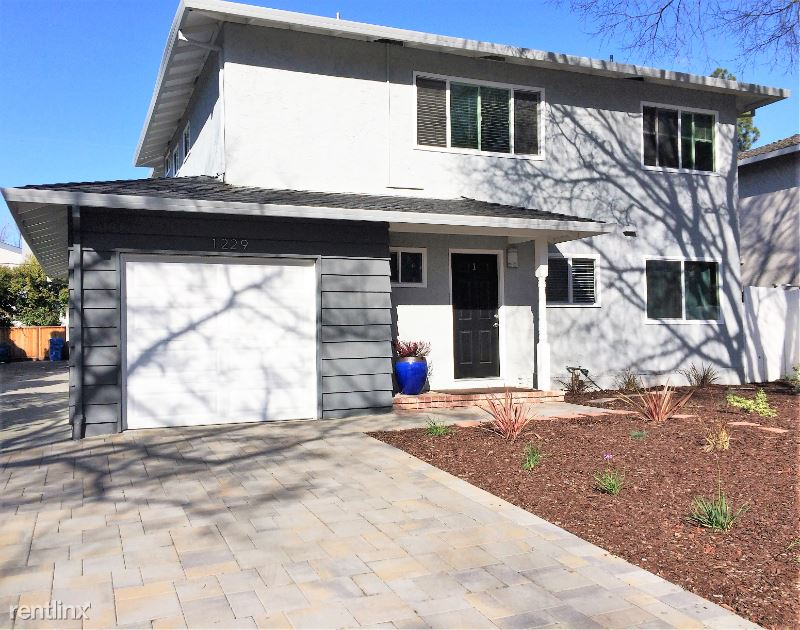 1229 W Mckinley Ave 1, Sunnyvale, CA - $3,975 USD/ month