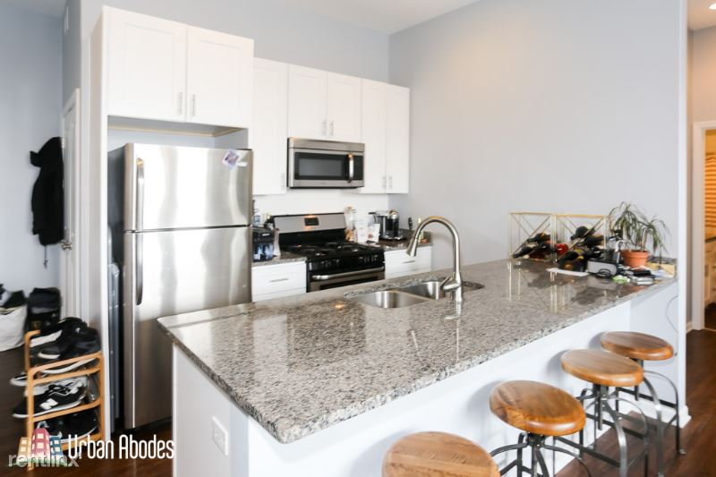 1057 W Grand Ave 4, Chicago, IL - $2,700 USD/ month