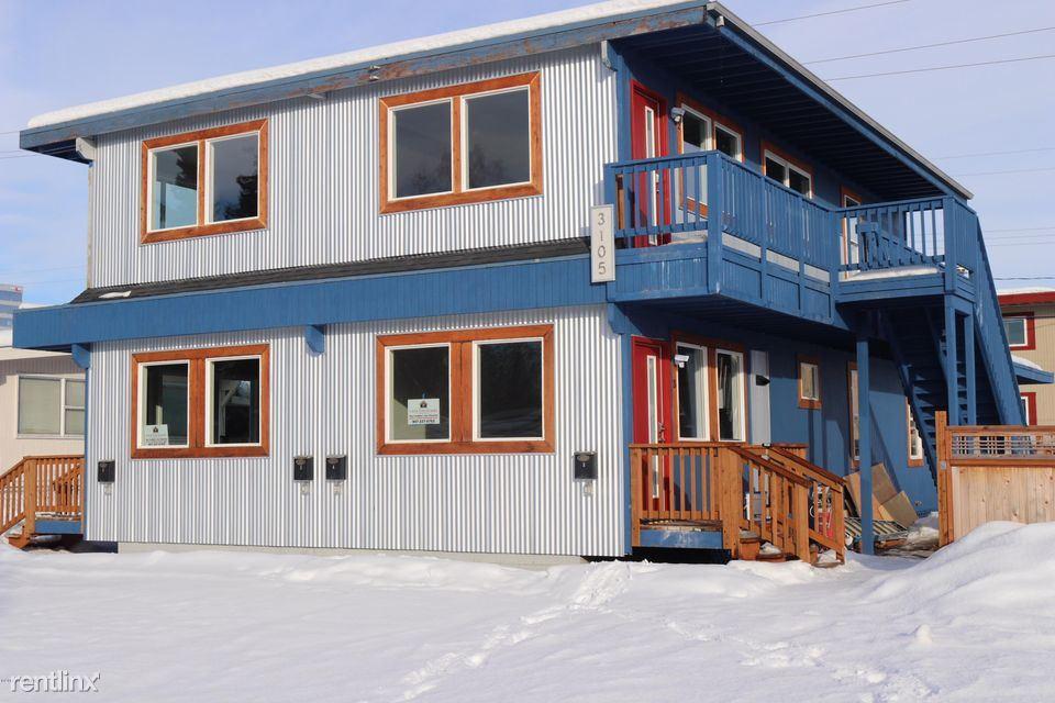 3105 Eureka St, Anchorage, AK - 1,050 USD/ month