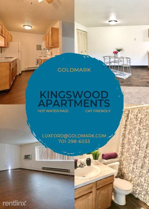 1001 18th St N - 945USD / month