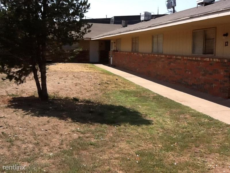1725 E 1ST STREET 12, Dumas, TX - 700 USD/ month
