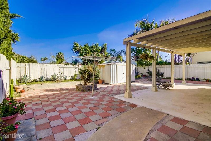 Westonhill Dr, San Diego, CA - 700 USD/ month