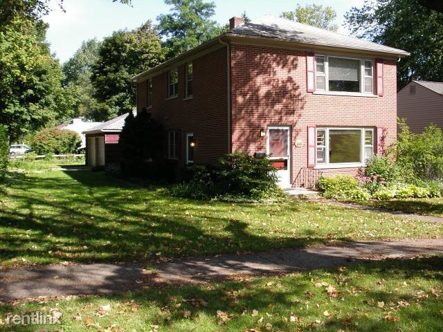 Duplex for Rent in Ann Arbor