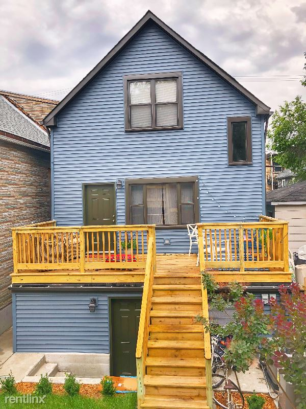 1722 N Artesian Ave, Chicago IL, Chicago, IL - 3,200 USD/ month