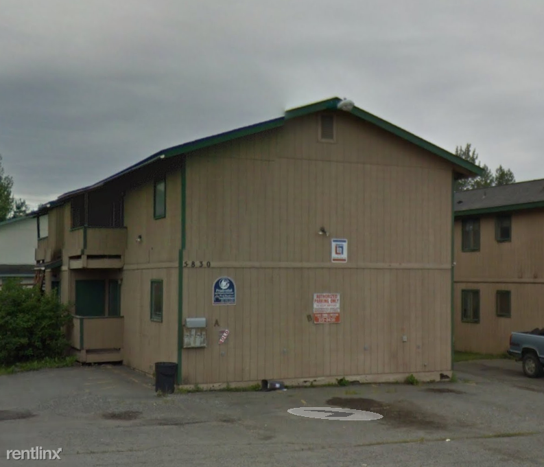 5830 Rocky Mountain Ct D, Anchorage, AK - 950 USD/ month