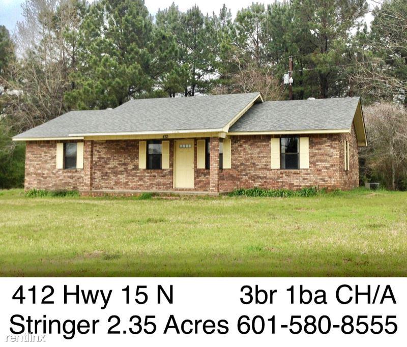 412 Hwy 15 N, Laurel, MS - 1,295 USD/ month