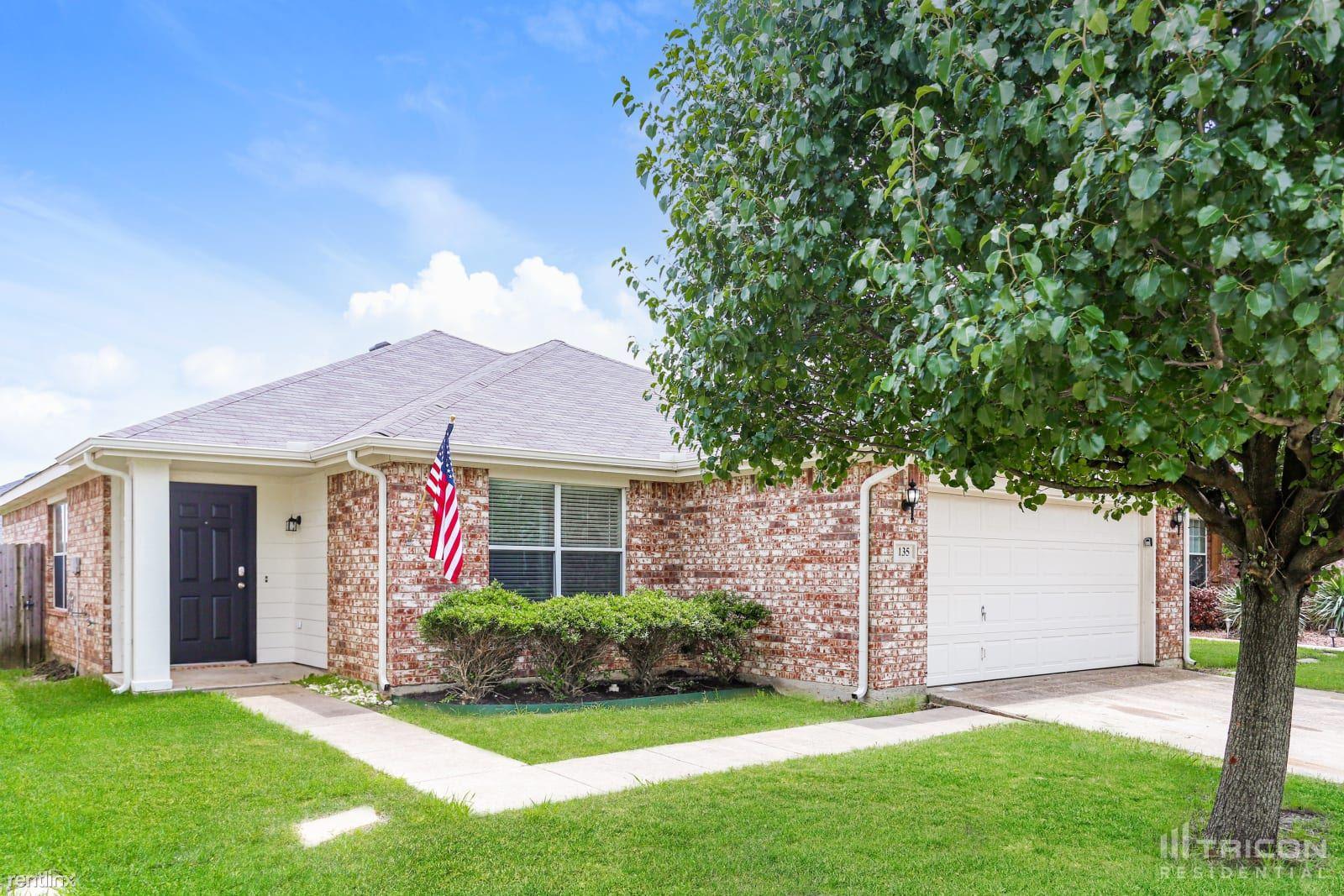 135 Jefferson Drive, Venus, TX - 1,849 USD/ month
