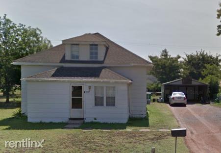 1116 D Street, Synder, OK - 699 USD/ month
