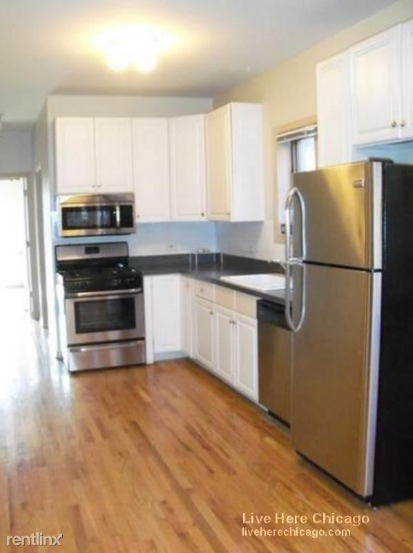 1042 North Wood 2, Chicago, IL - 2,700 USD/ month