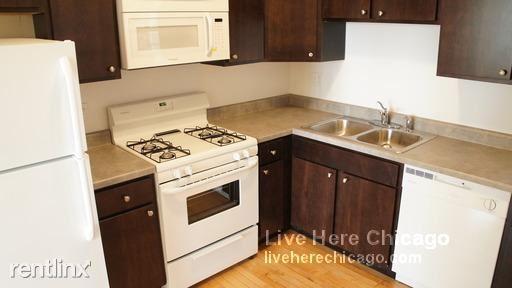 2921 W George St, Chicago IL 3, Chicago, IL - 1,250 USD/ month