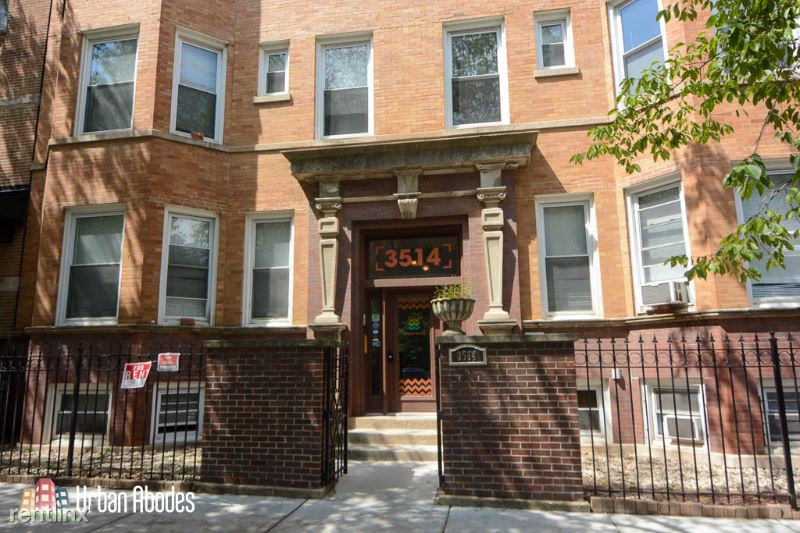 3512 N Sheffield Ave 1, Chicago, IL - 2,200 USD/ month