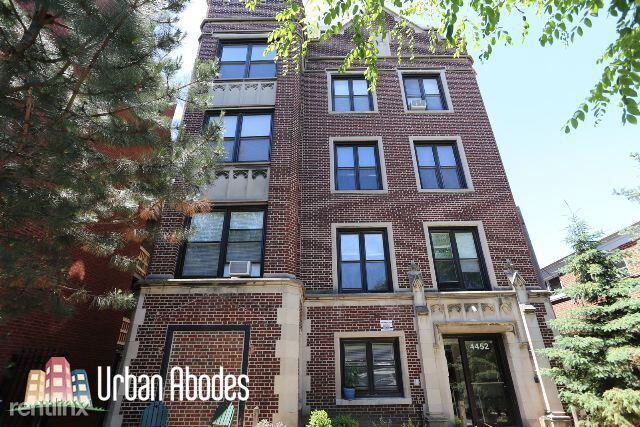 4450 N Ashland Ave 4, Chicago, IL - 1,850 USD/ month
