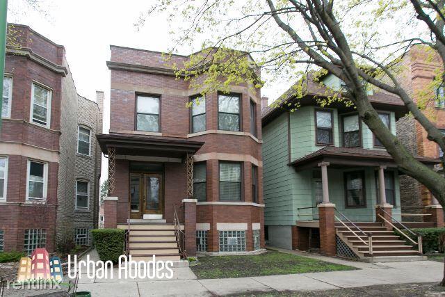 2044 W Grace St 6, Chicago, IL - 2,100 USD/ month
